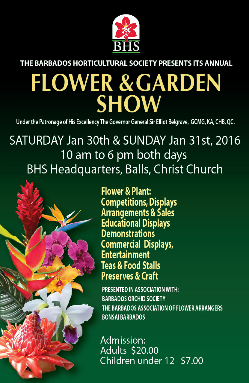 2016 Annual Flower and Garden Show