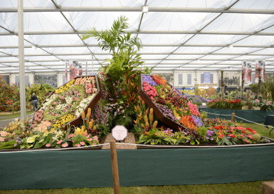 Sailors Valentine - Awarded Gold at RHS Chelsea Flower Show 2014
