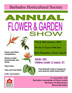 BHS Annual Flower and Garden Show 2018-1