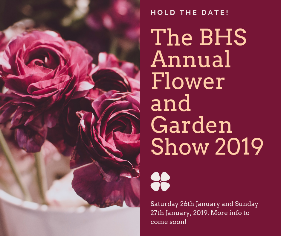 Annual Flower and Garden Show 2019