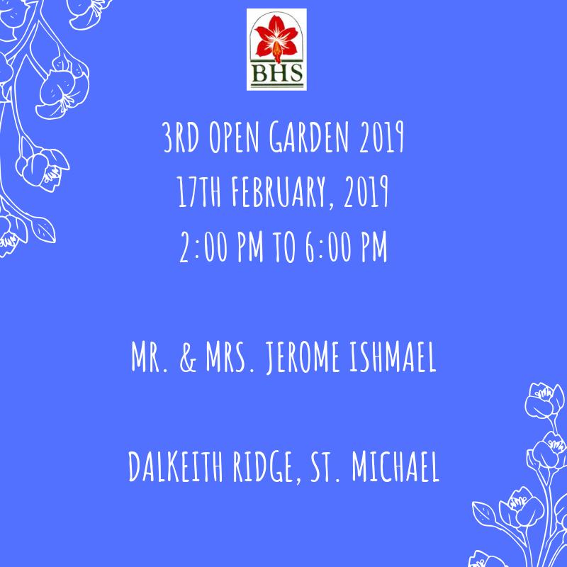 Open Garden 2019