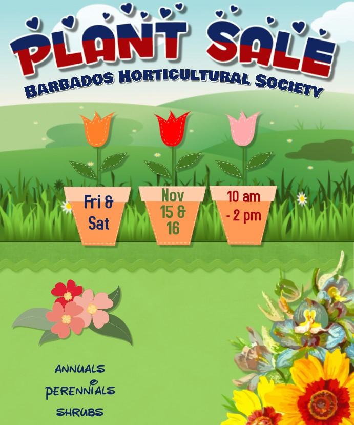 BHS Plant Sale